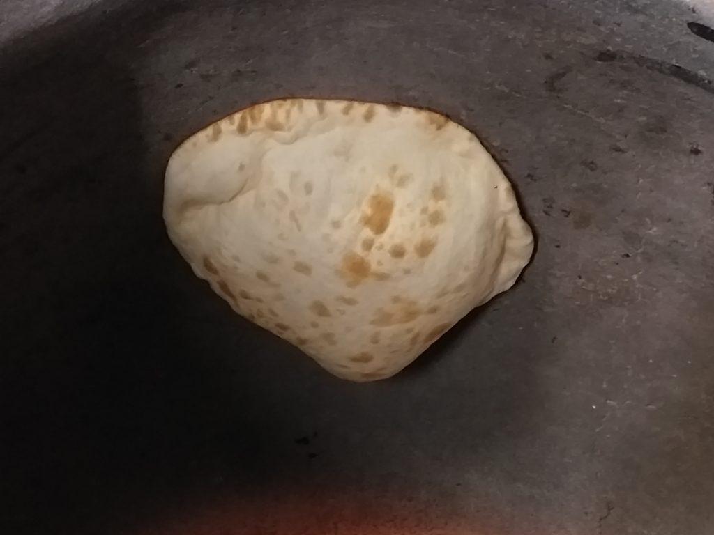 naan pain indien
